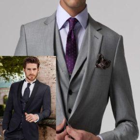 Отпаривание мужских костюмов и рубашек